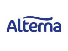Logotyp Alterna