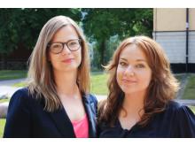 Sofia Eriksson och Mikaela Matar vinnare av Röda korsets journalistpris
