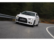 Lancer Ralliart front