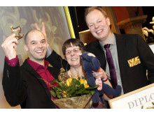 Runstensskolan i Haninge vinner Arla Guldko® 2011 Bästa Matglädjeskola