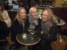 Filippa, Sandra och Emilie - Bibliotekstans shoppingkväll