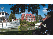 Pressbild - M/S Diana på Göta kanal, Borensberg