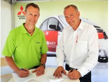 Mitsubishi och Fortum inleder samarbete