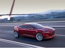 Ford EVOS Concept viser Fords nye, globale design- og teknologivision (23)