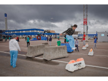 Air Wipp Parkour Summer Camp 2012 - Powered by Öresundskraft
