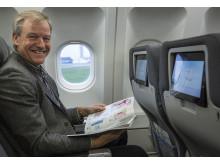 Direktør i Thomas Cook Airlines Scandinavia, Torben Østergaard.