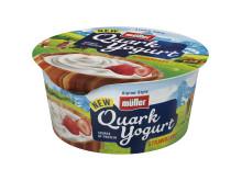 Müller Quark Yogurt Strawberry