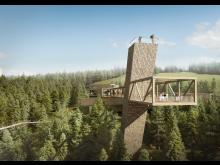 ZÜBLIN Timber, national park visitor centre in Black Forest