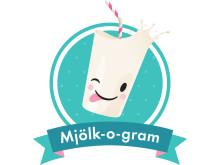 Arla firar Mjölkens dag med Mjölkogram