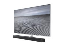 Samsung HW-K960 soundbar_side