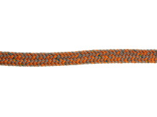 PolyRopes Poly-Braid-32 grå med orange kod