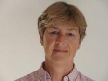 Birgitta Gellerstam Olander, universitetslektor i biblioteks- och informationsvetenskap vid Lunds Universitet i paneldebatt på Stadsbiblioteket i Malmö