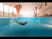 Grand Hotel Kronenhof Spa Indoor Pool