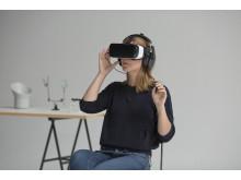 Virtual reality kan mindske stærk frygt