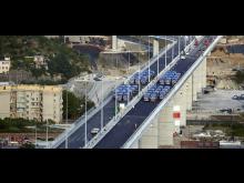 San Giorgio-broen i Genova