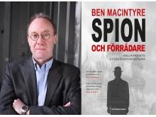 SpionOchFörrädare_BenMacintyre