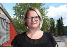 Mascha Pauelsen, forskare i fysioterapi vid Luleå tekniska universitet