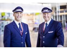 Dos pilotos de Norwegian