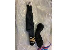VCTF stop in Deptford ~ knife in sock