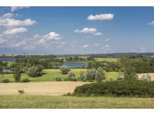 Aussichtspunkt bei Potzlow in der Uckermark