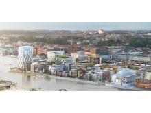 Den framtida Oceanpiren, Helsingborg