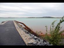 Ufer am Störmthaler See