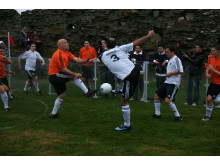 Sony Twilight Football, Tintagel, UK 1