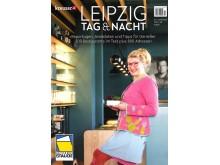 """Das Titelfoto von """"LEIPZIG Tag & Nacht 2019"""" zeigt Lisa Angermann vom Restaurant Frieda"""