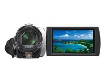 Handycam DCR-SX85E von Sony_Silber_01