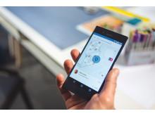 Sony_Nimway_Smart_Office_app_on_Xperia