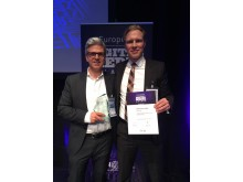 Preisverleihung European Digital Media Awards 2017