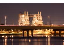 No. 6. Modern power plants