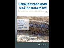 Gebäudeschadstoffe und Innenraumluft, Band 10 (tif/2D)