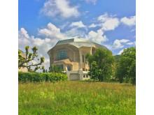 Goetheanum unter Wolken _ Sebastian Juengel