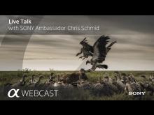 Live Talk Chris Schmid