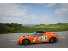 Vinnare av Oresund Electric Car Rally 2012