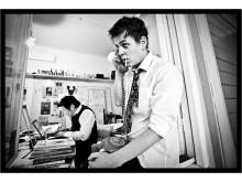 Patrik Tornéus och Erik Jonsson från Littfest bildar DJ-duon Autisterna
