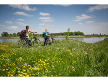 Oder-Neiße-Radweg, Radfahren, Ratzdorf, Seenland Oder-Spree