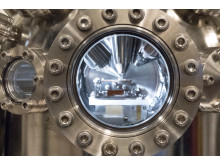Test chamber in time-of-flight secondary ion mass spectrometer