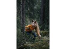 Familjeoperan Den listiga lilla räven i regi av Wilhelm Carlsson spelas på NorrlandsOperan våren 2016.