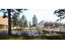 Logistic Contractor bygger Northvolts batterifabrik i Skellefteå