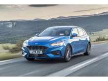 Nye Ford Focus 2018 Media Drive