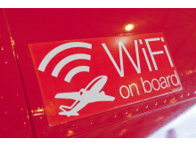 Free WiFi on board Norwegian's european flights