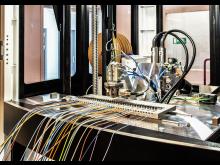 FH Automations nye Wire Terminal WT 36 kan automatisk og uden efterbehandling håndtere 36 forskellige ledninger med et tværsnit på 0,5 mm² til 2,5 mm².