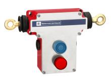 Telemecanique Sensors - Ny, dobbelsidig nødstoppbryter