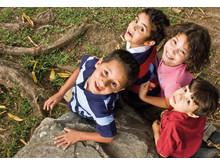 Barnfonden Small Voices Big Dream