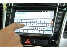 Integrering smarttelefon og Hyundai