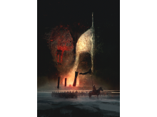 Symbaroum Game Master's Guide Cover Art