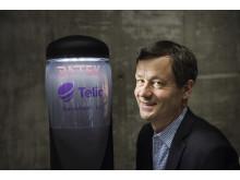 Øyvind Sløgedal CEO Datek Light Control