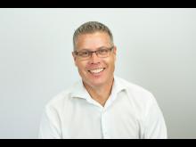 Magnus Falk, marknadschef på Daily Greens